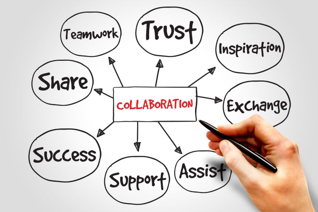 Colaboración Collaboration